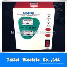 Universal estabilizador de tensão automática / AC regulador de tensão ajustável