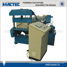 2014 High Efficiency Ridge Cap Roll Forming Machine For Garden