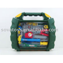 Educational plastic tool hand toy tool set