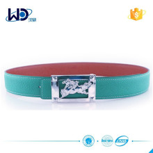 2015 High Quality Design Ladies Leather Belt