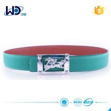 2015 Alta Qualidade Design Ladies Leather Belt