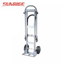 190kg 5 Rueda Heavy Duty Escalera Camión Mano Saco Camión Tri Wheel Trolley