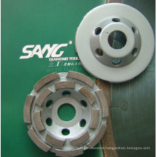 Sharpness Diamond Grinding Cup Wheel (SA-078)