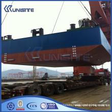 pontoon floats steel pontoon dock for marine construction(USA1-004)