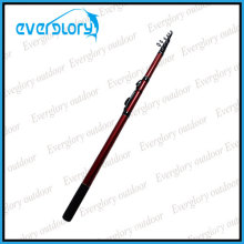 Klassische rote gemischte Caron Tele Spin Rod