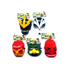 Moda marca juguete ben 10 máscara 5 estilos (h6171762)