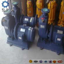 Self priming made of cast iron, stainless steel waste oil transfer pump