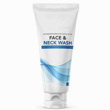 OEM Facial Scrub & Face Exfoliator Moisturizing Acne Scars Face and Body Wash
