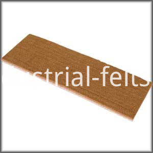 Polyester Felt Strip For Aluminum Cooling Table