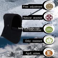 6in1 Fleece swat ski bicicleta wind bujão, bonés de inverno e chapéus esqui máscara de rosto balaclava