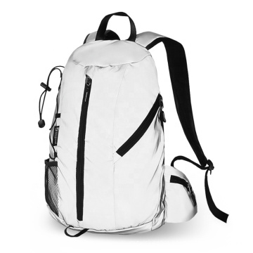 Reflective High Visibility Water Resistant Backpack for Sports Camping Hiking
