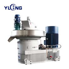 Máquina de pellets de madera de caucho YULONG XGJ560