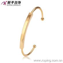 51153- Xuping Costume copper brazalete de moda joyería de mujer