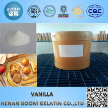 highly recommended organic food additive vanillin price