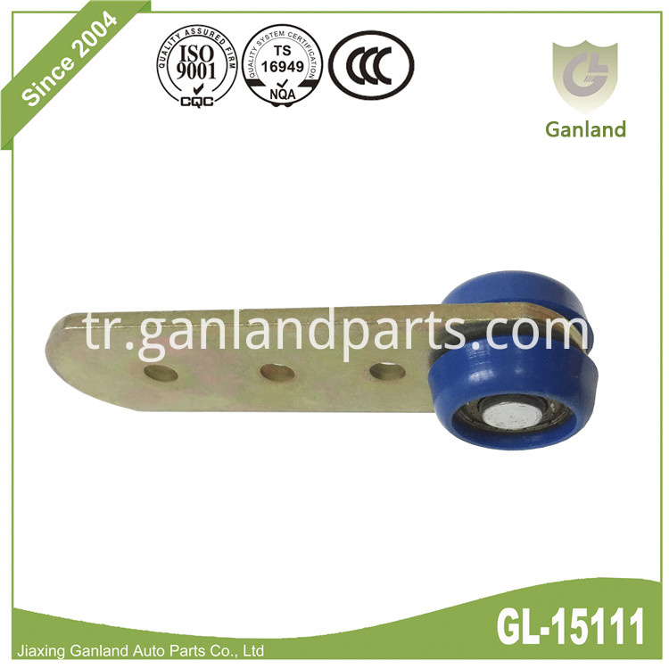 Tapered Wheel-strap Mount GL-15111