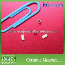 aimants en céramique de haute qualité D1x1.2mm
