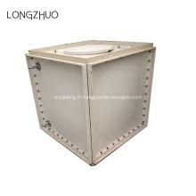 SMC FRP réservoir de stockage pour système de filtration d'eau
