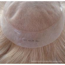 human hair toupee for women swiss lace toupee