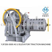 YJF250-3000 AC-2 dos partes de la velocidad orientada elevador