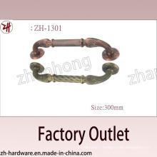 Factory Direct Sale Zinc Alloy Big Pull Archaize Handle (ZH-1301)