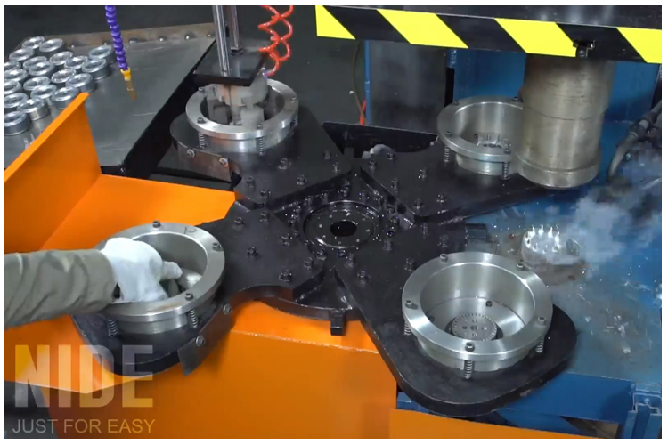 Rotor-die-casting-machine93