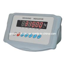 Электронный пластиковый индикатор веса для весов