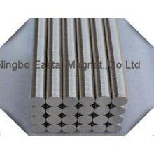 N52 Starke leistungsstarke Zylinder Neodymmagneten