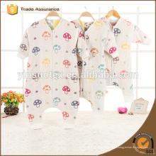 Jambières de conception 2016 habillement de bébé en coton confortable, swaddle de sommeil pour bébé