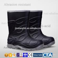 JX-916 CE красочные ПВХ детей дождя сапоги и TPR инъекций дождь сапог для детей