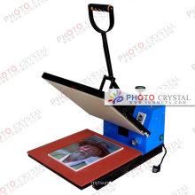Flatbed camisa t máquina de impressão digital máquina de imprensa de calor feita em sunmeta yiwu fábrica