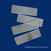 flat wedge wire screen Hot selling