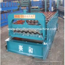 Máquina para fabricar tejas de tablero de panel de coche automático