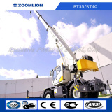 Zoomlion Rough Terrain Crane 35 Metric Ton / 40 U. S. Ton