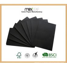 80GSM A4 Black Color Writing Pad Paper для детского чертежного ноутбука