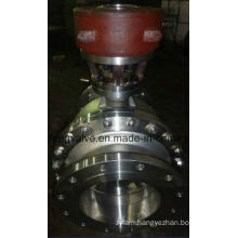 API Flange End Ball Valve RF with Trunnion Mounted