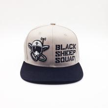 Projete seu logotipo chapéu ajustável da forma (ACEW127)