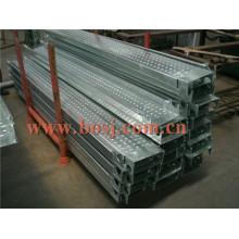 Plataforma de andaimes portáteis segura para cofragem Roll formando máquina de fabricação Austrália