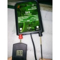 smaller electric fence charger DC