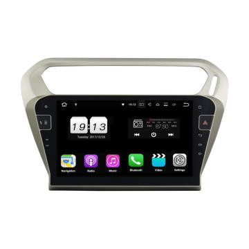 Android 8.1 car dvd для PG301 2013-2016