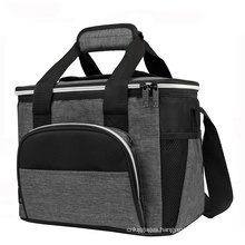 Wholesale 6 Bottle Wine Carrier Tote Bag Waterproof Insulated Camping Picnic Cooler Bag