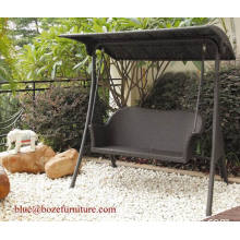 Patio Furniture Double Seats Hammock Swing Chair (BZ-W008)