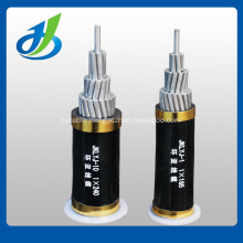 PVC Sheathed Unarmoured Multi-core Electric Cable 0.6/1KV