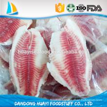 bulk frozen tilapia fillet price 3-5oz skinless high quality
