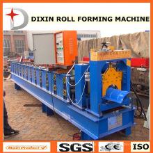 312 Cap Ridge Roll dá forma à máquina