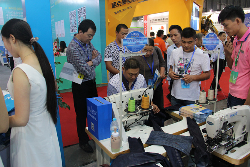 High Speed Single Needle Sewing Machine