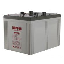 2V 2000ah batería de almacenamiento para 2V sistema de batería solar