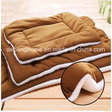 Lits super confortables de chien de style simple de vente chaude