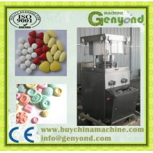 High Efficiency Rotary Tablet Press Machine