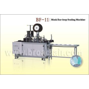 High Quality Ultrasonic Mask Ear-Loop (inner) Sealing Machine (BF-11)