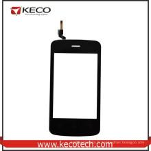 Livraison de 1 jour Pièces pour téléphones portables Ecran tactile noir pour Fly E157